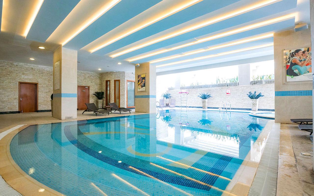 Flora Creek Hotel Dubai